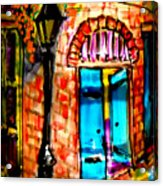 New Orleans French Quarter Acrylic Print