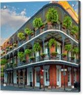New Orleans House Acrylic Print