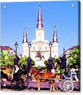 New Orleans Acrylic Print
