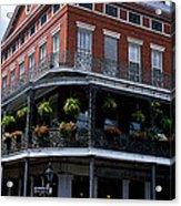 New Orleans La Acrylic Print