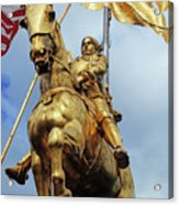 New Orleans Statues 13 Acrylic Print
