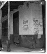 New Orleans Street Corner Acrylic Print