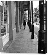New Orleans Street Photography 1 Acrylic Print
