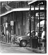 New Orleans Street Photography 2 Acrylic Print