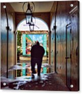 New Orleans Street Photography Acrylic Print