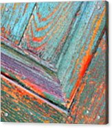 New Orleans Textures Acrylic Print