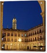 New Square, Vitoria Acrylic Print
