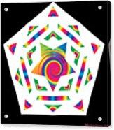 New Star 2a Acrylic Print by Eric Edelman