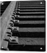 New Tracks Acrylic Print