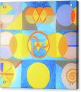 Geometrica 1 Acrylic Print