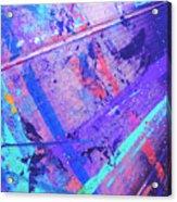 New Wave Acrylic Print