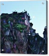 New World Of Pandora 3 Acrylic Print
