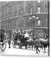 New York 1898 Acrylic Print