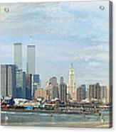 New York 1998 Acrylic Print
