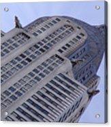 New York City - Chrysler Building 002 Acrylic Print
