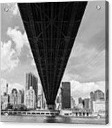 New York City - Queensboro Bridge Acrylic Print