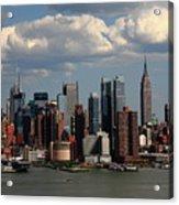 New York City Skyline 4 Acrylic Print