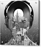 New York City Sound Acrylic Print
