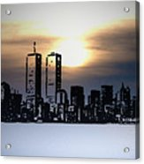 New York City - The Way We Were Acrylic Print
