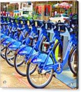 New York Citybike 1 Acrylic Print
