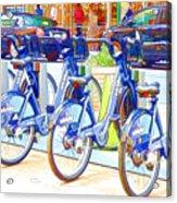New York Citybike 2 Acrylic Print
