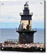 New York Lighthouse-3 Acrylic Print