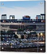 New York Mets Citi Field Acrylic Print