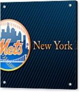 New York Mets Acrylic Print