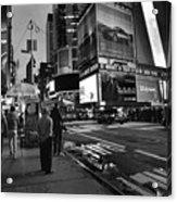 New York, New York 1 Acrylic Print