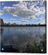 New York Panorama  Acrylic Print