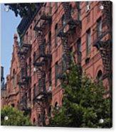 New York Soho Acrylic Print