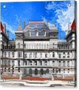 New York State Capitol Acrylic Print