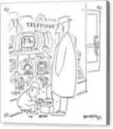 New Yorker April 29th, 1950 Acrylic Print
