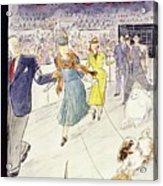 New Yorker February 12 1955 Acrylic Print