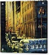 New Yorker July 23 1960 Acrylic Print