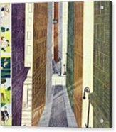 New Yorker July 5th, 1947 Acrylic Print