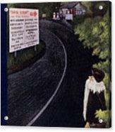 New Yorker June 14 1952 Acrylic Print