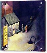 New Yorker May 2 1953 Acrylic Print