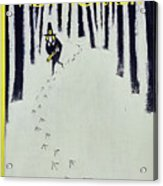 New Yorker November 30 1957 Acrylic Print