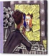 New Yorker October 25 1952 Acrylic Print