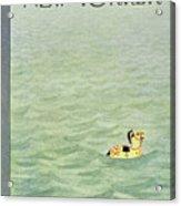 New Yorker September 5 1959 Acrylic Print