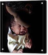 Newborn Acrylic Print
