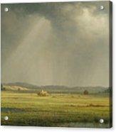 Newburyport Meadows  Acrylic Print