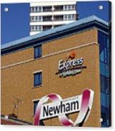 Newham Express Acrylic Print