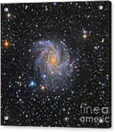 Ngc 6946, The Fireworks Galaxy Acrylic Print
