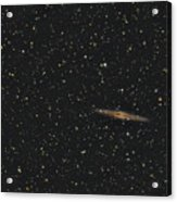 Ngc Eight Nine One And Abell Three Four Seven Acrylic Print
