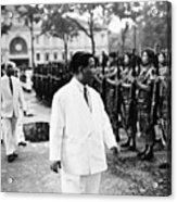 Ngo Dinh Diem (1901-1963) Acrylic Print