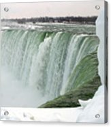 Niagara Falls 2 Acrylic Print