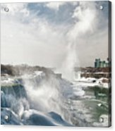 Niagara Falls 4601 Acrylic Print