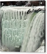 Niagara Falls 7 Acrylic Print